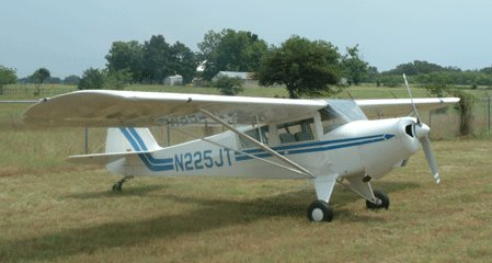 1946 Taylorcraft for Sale http://rcplanebeginner.com/tag/taylorcraft/